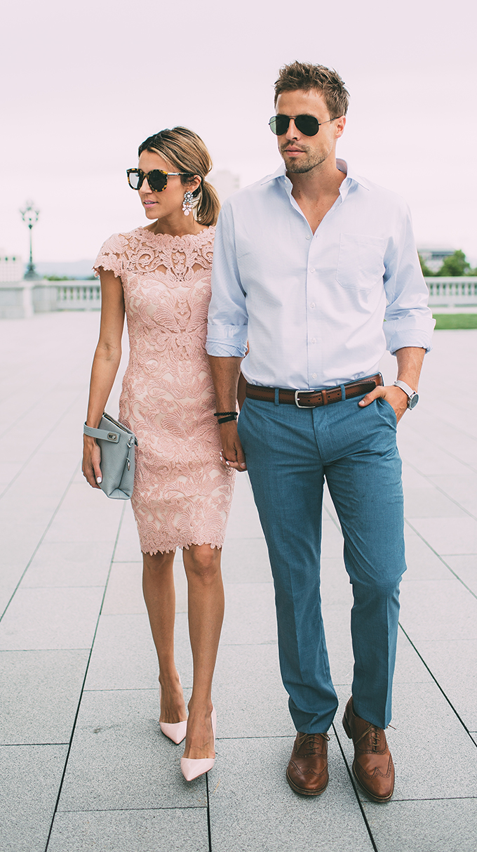 What To Wear Summer Wedding