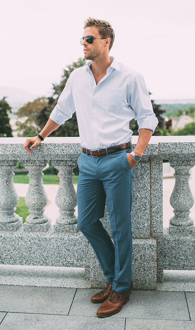 What Should Guys Wear to A Wedding?